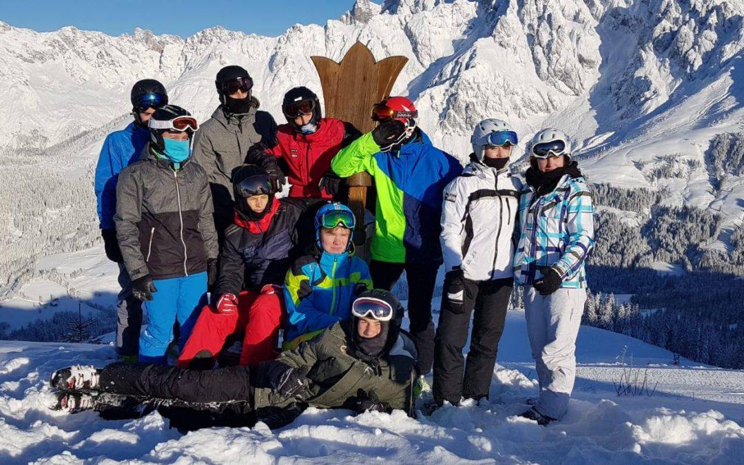 Skikurs – Dienten am Hochkönig – Dezember 2018