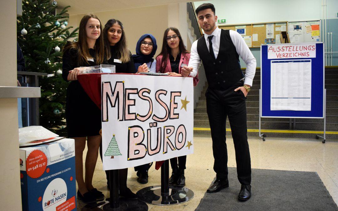 Adventübungsfirmenmesse – 6. Dezember 2018 – BHAK Wien 10