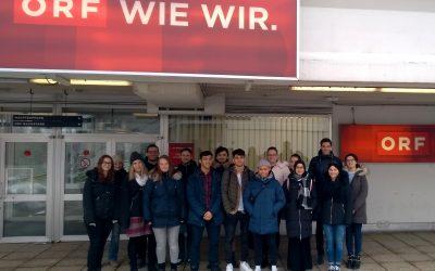 Ein Besuch im ORF-Zentrum