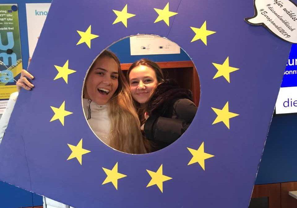 Lesung und Diskussion mit Julya Rabinowich im Haus der Europäischen Union