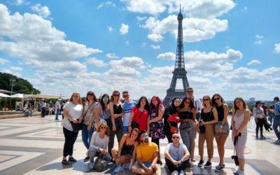 Kulturreise der HAKB nach Paris