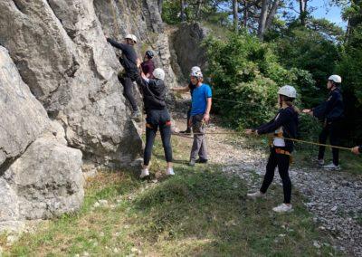 1 Tag Klettern
