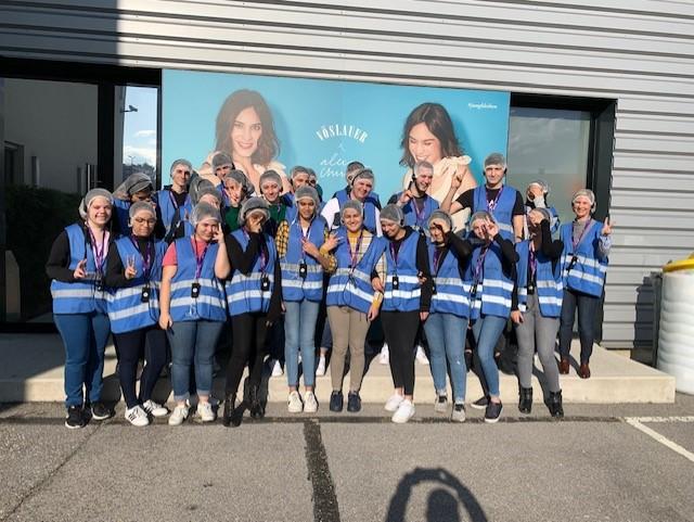 Betriebsbesichtigung Vöslauer GmbH