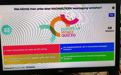 European Money Quiz 2020