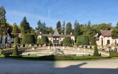 Wandertag der 3DK im Lainzer Tiergarten